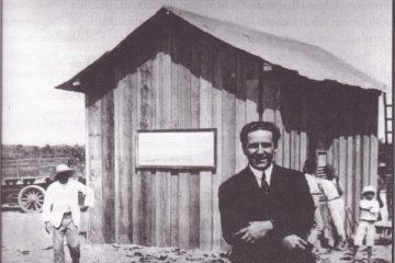 Roquete Pinto - Primeira radio