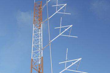 antena de rádio