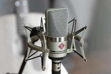 microfone neumann