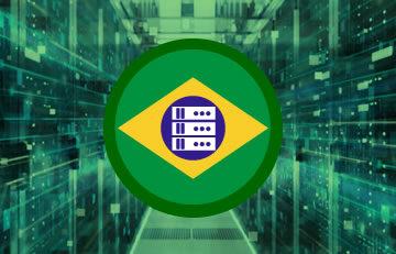 Servidor no Brasil