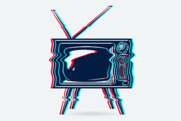 audiência na tv