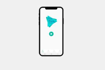 App para Rádio