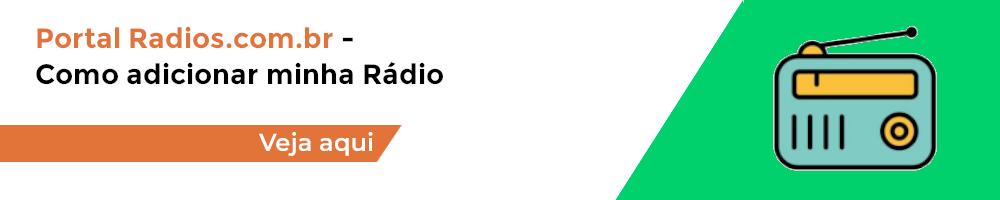 Cadastrar minha Rádio